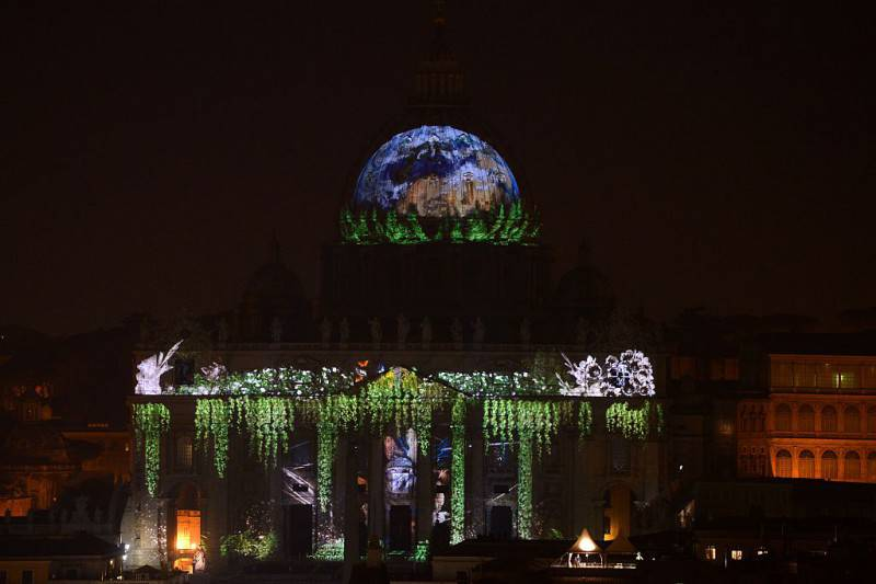 Fiat Lux (Getty Images)