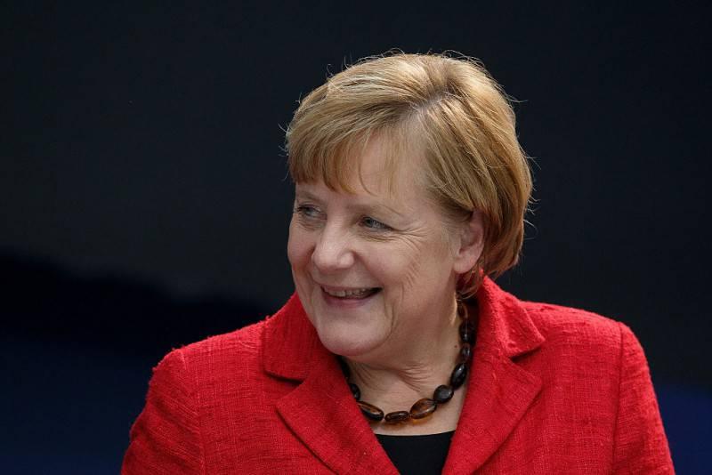 Angela Merkel (Pablo Blazquez Dominguez/Getty Images)