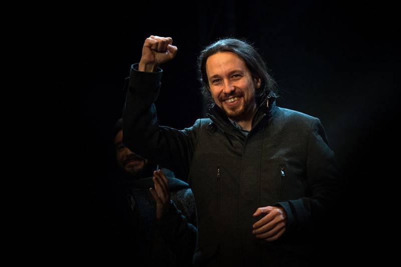 Pablo Iglesias (David Ramos/Getty Images)