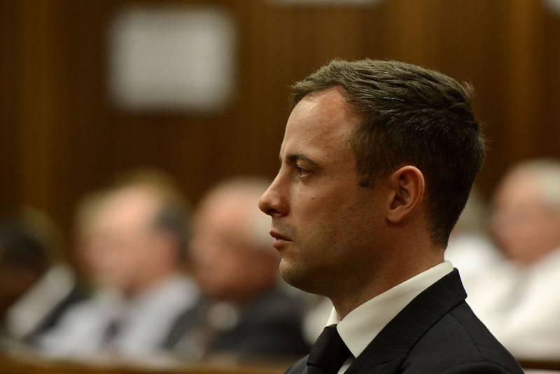 Oscar Pistorius (Herman Verwey/Foto24/Gallo Images/Getty Images)