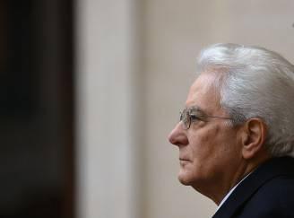 Sergio Mattarella (VINCENZO PINTO/AFP/Getty Images)