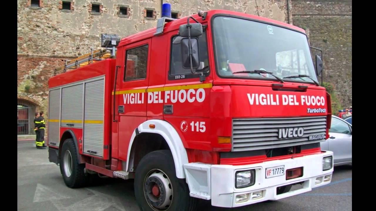 incendio McDonald's Milano