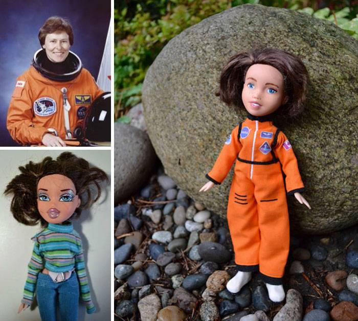 Roberta Bondar, prima astronauta canadese.