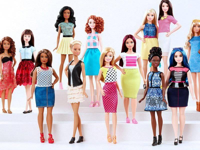 barbie curvie