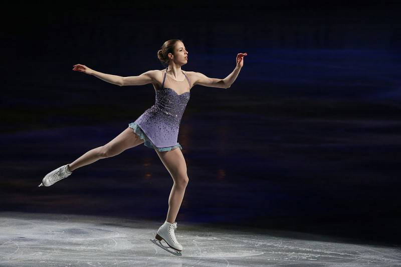 Carolina Kostner (Atsushi Tomura/Getty Images)