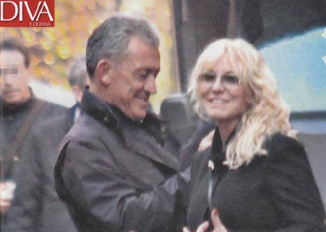 Antonella Clerici e Adolfo Panfili (Diva e Donna)