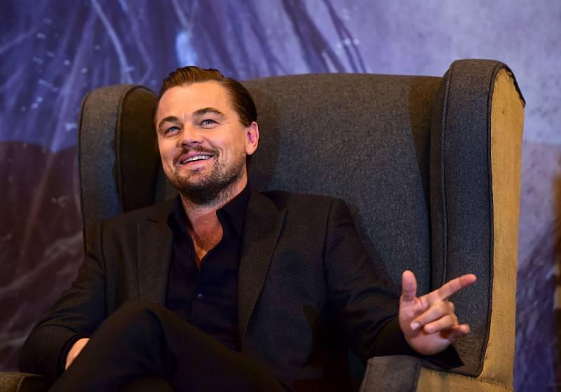 Leonardo Di Caprio (RONALDO SCHEMIDT/AFP/Getty Images)