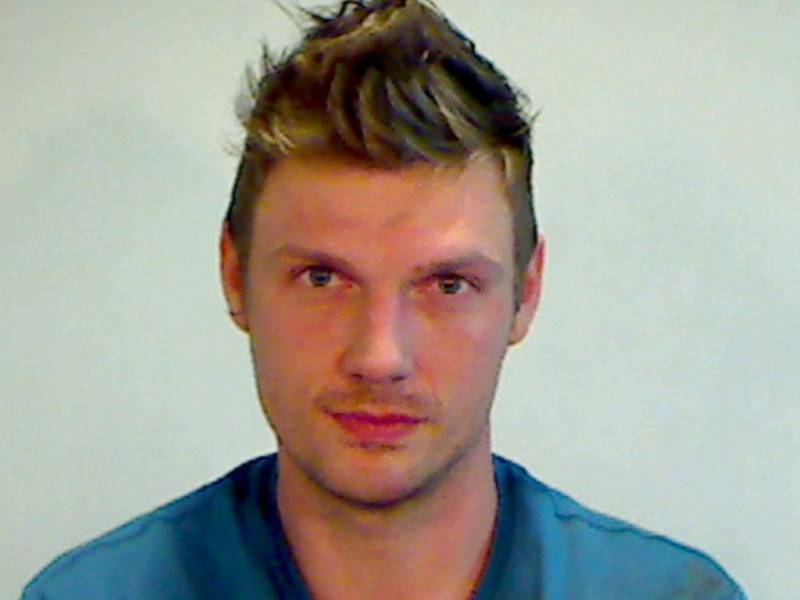Nick Carter (Photo by Key West Police Department via Getty Images)