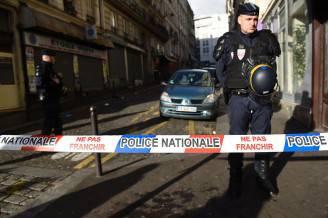 polizia francese Bardonecchia