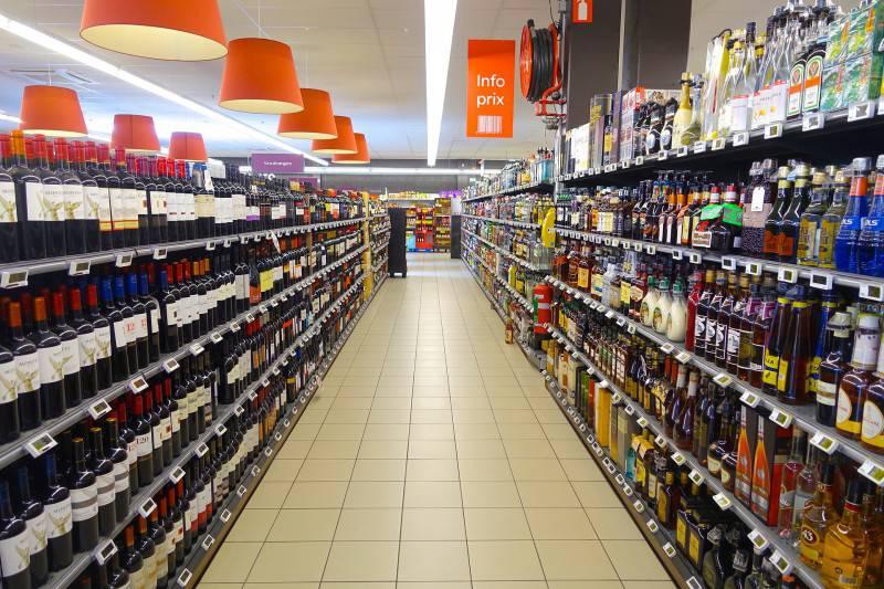Supermercato (Pixabay)