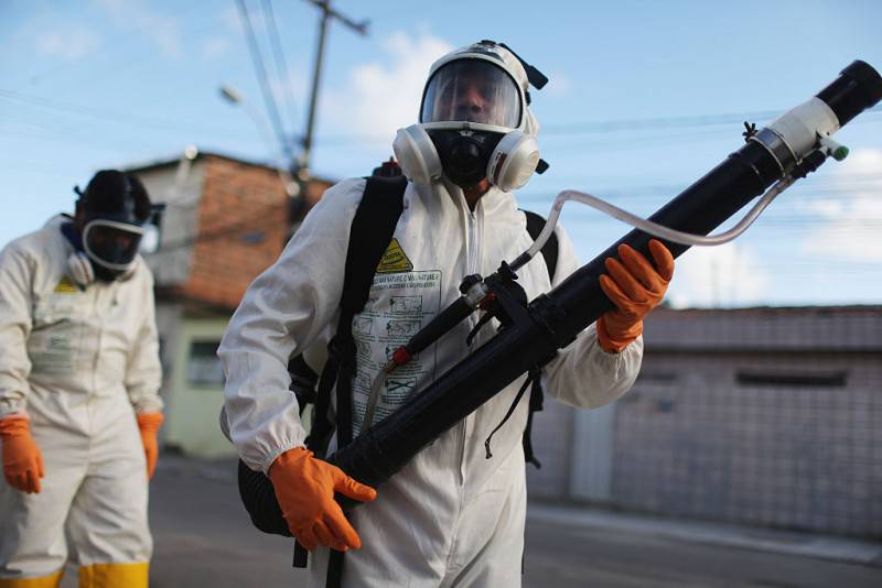 Virus Zika in Brasile (Mario Tama/Getty Images)