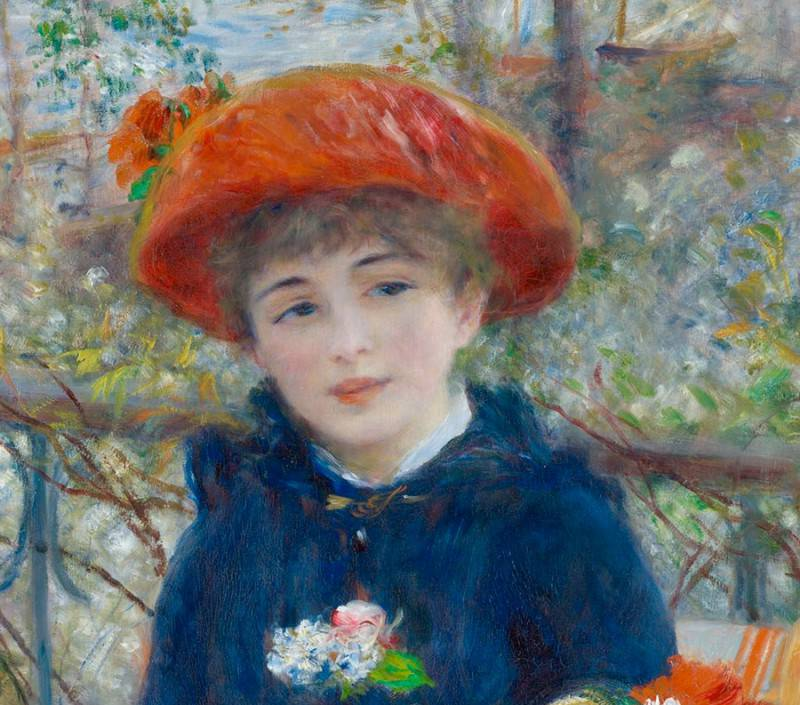 Auguste-Renoir-Two-Sisters-On-the-Terrace-Detail