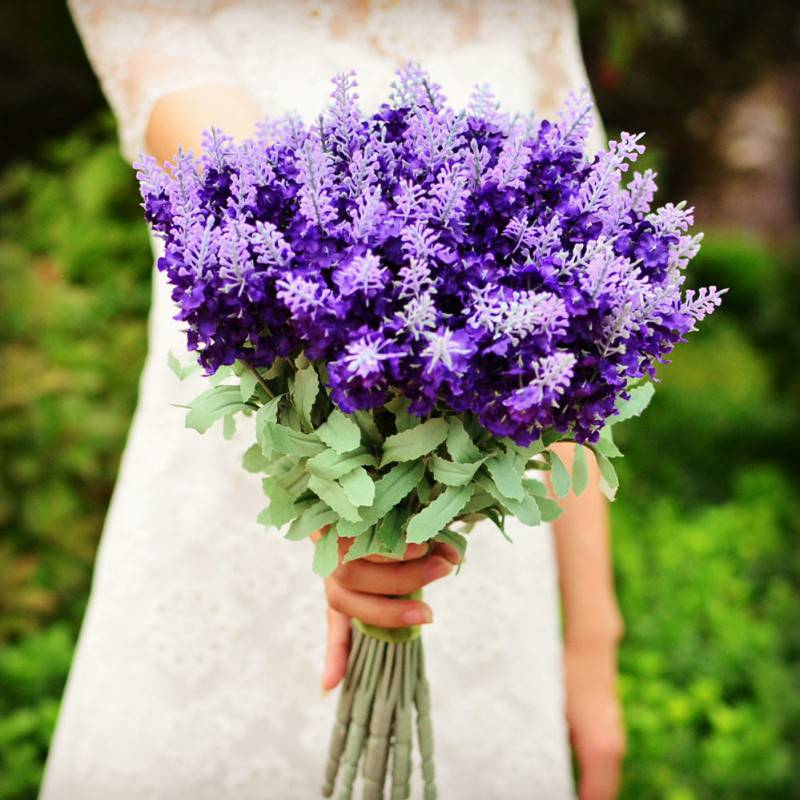 Lavender-Artificial-Plastic-flowers-Wedding-font-b-Bouquets-b-font-2016-with-Leaves-Romantic-Wedding-font