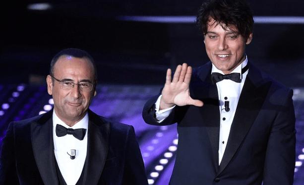 Sanremo: Il look di Gabriel Garko