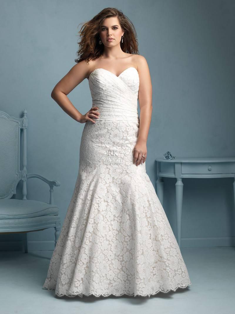 Style W354 Allure Bridal
