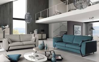 Le nuove tendenze 2016 per soggiorno e living for Teti arredamenti