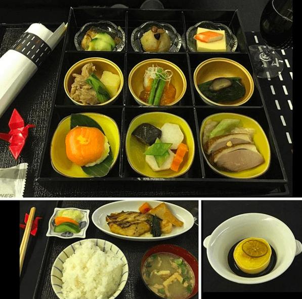 Japan Airlines (Instagram.com)