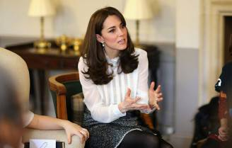 Kate Middleton (Chris Jackson - WPA Pool/Getty Images)