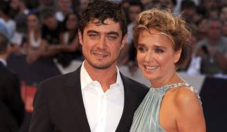 Roccardo Scamarcio e Valeria Golino