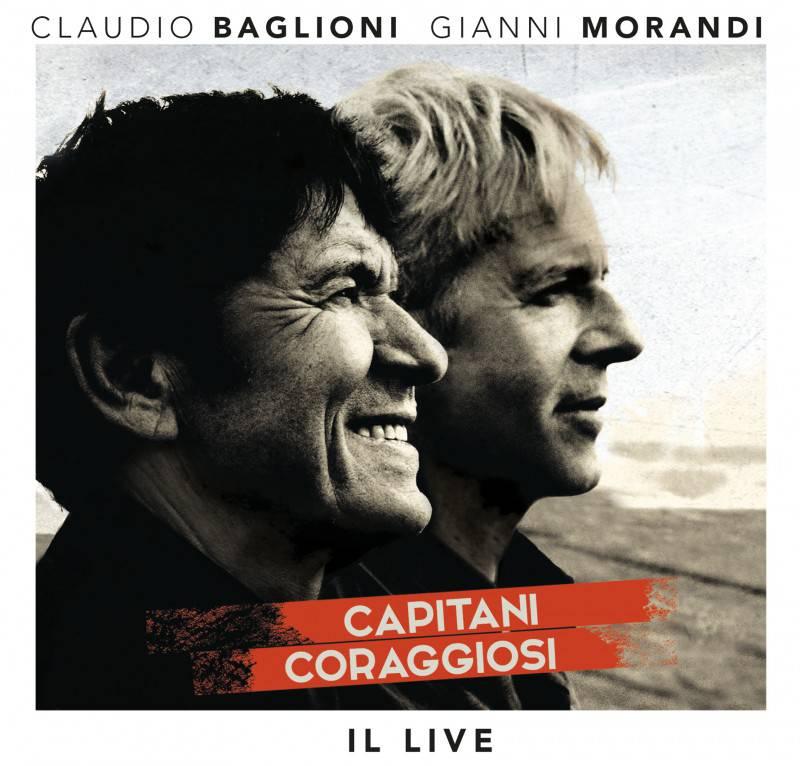 COVER CD CAPITANI CORAGGIOSI - IL LIVE