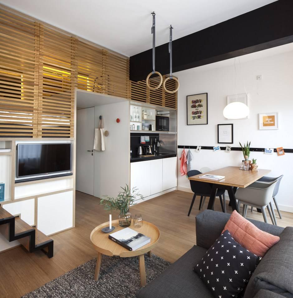 Arredare una casa piccola con tutti i comfort ecco 10 for Arredare una casa piccola