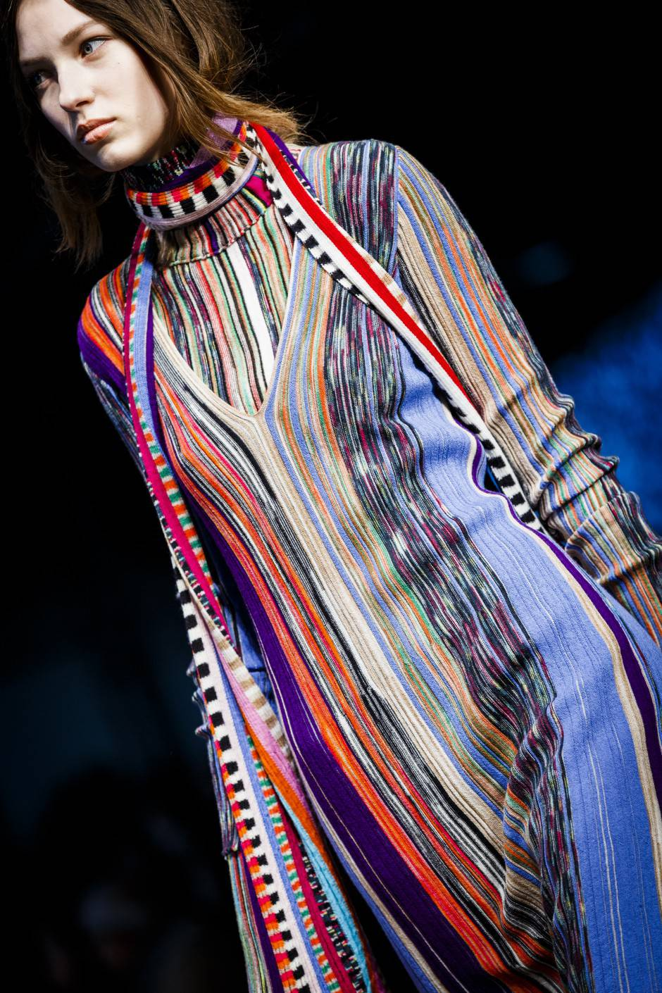 Missoni, Milan Fashion Week Fall/Winter 2016/17 (Photo by Tristan Fewings/Getty Images)