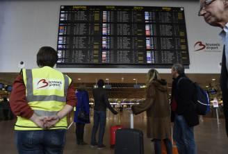 Aeroporto Bruxelles (JOHN THYS/AFP/Getty Images)