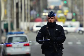 Attentati a Bruxelles (EMMANUEL DUNAND/AFP/Getty Images)