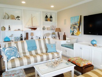 Arredare Casa Al Mare Idee : Arredare la casa al mare con semplicità e freschezza