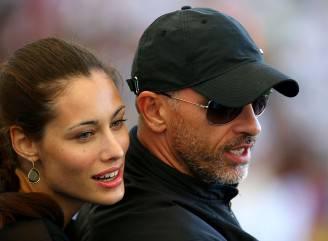 Eros Ramazzotti e Marica Pellegrinelli (Robert Cianflone/Getty Images)