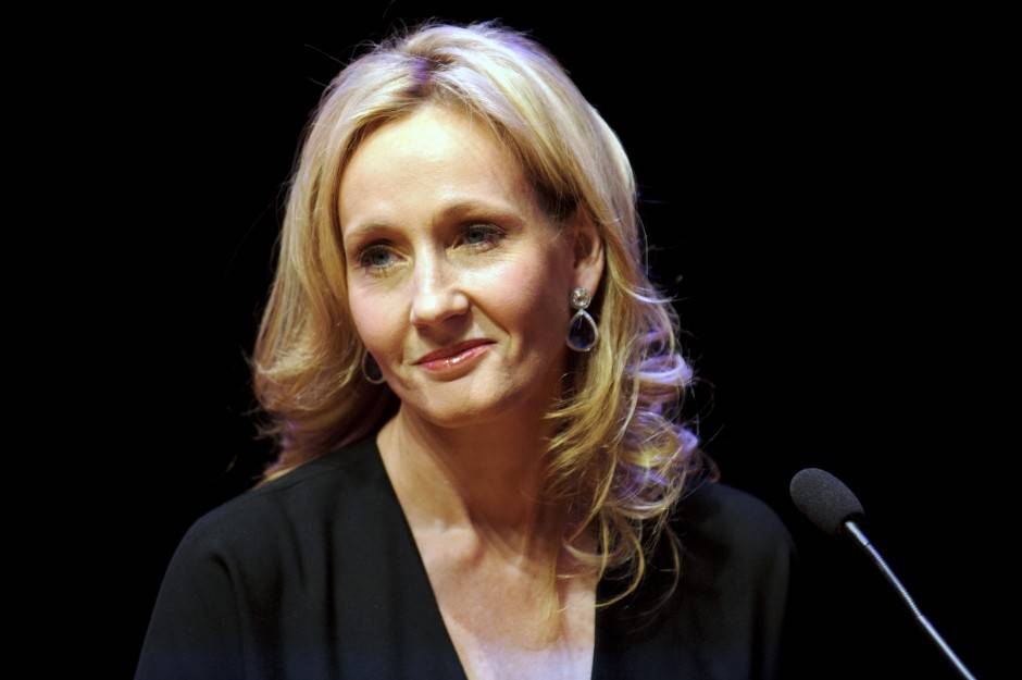 J.K. Rowling torna in libreria (Getty Images)
