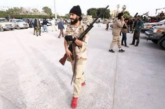 Immagini del conflitto in Libia, repertorio (MAHMUD TURKIA/AFP/Getty Images)