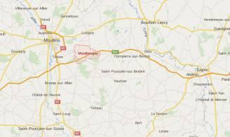 Montbeugny (Google Maps)