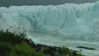 Crollo Perito Moreno (Screenshot)