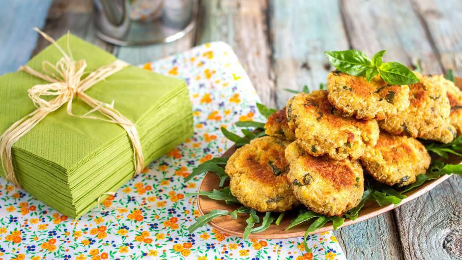 Pranzo Ufficio Vegano : Pranzo in ufficio polpette vegane di legumi e verdure
