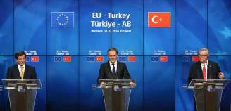 Accordo Ue-Turchia sui migranti (Carl Court/Getty Images)