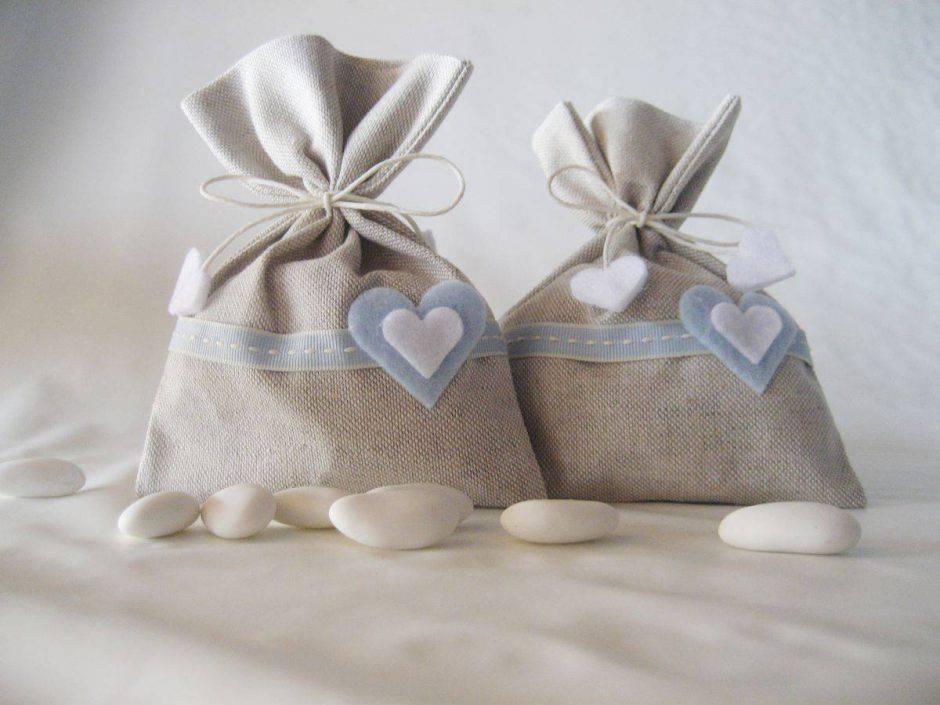 Amato Matrimonio: i sacchetti porta confetti, le idee più originali IE82