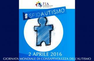 Giornata Mondiale autismo 2016