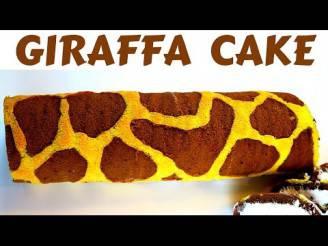 Giraffa cake 2