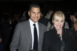 Antonella Clerici con Eddy Martens