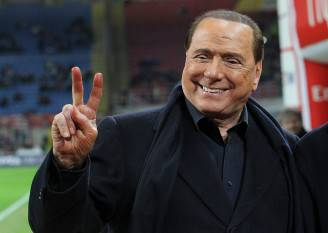 Silvio Berlusconi (Marco Luzzani/Getty Images)