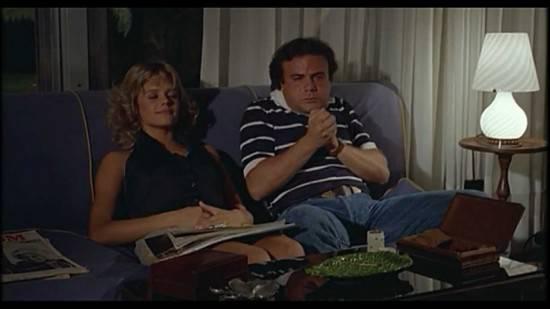 Karina Huff e Jerry Calà in Sapore di Mare