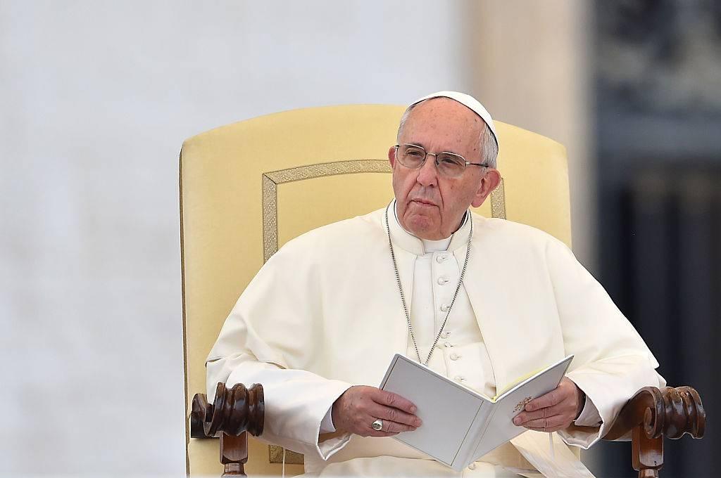 Papa Francesco padre nostro