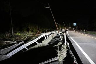 Terremoto in Giappone (Taro Karibe/Getty Images)