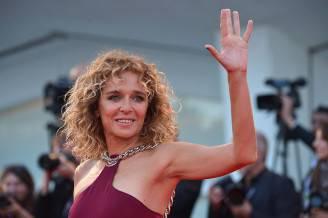 Valeria Golino (TIZIANA FABI/AFP/Getty Images)