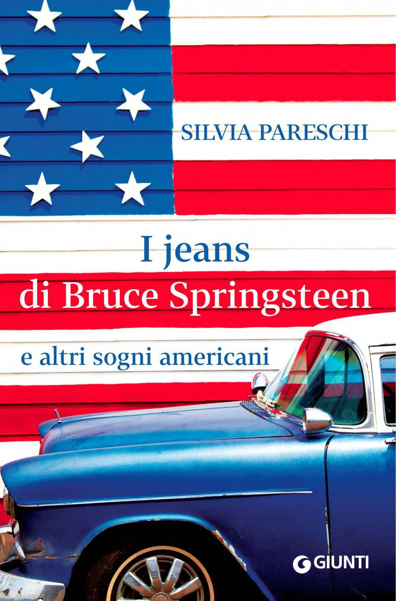 I jeans di Bruce Springsteen - cover