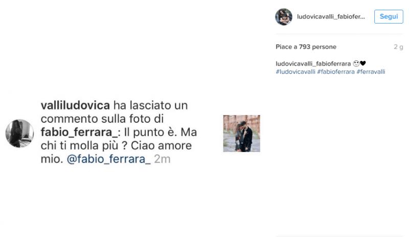 Fabio Ferrara criticato dai fans per una fotografia con…