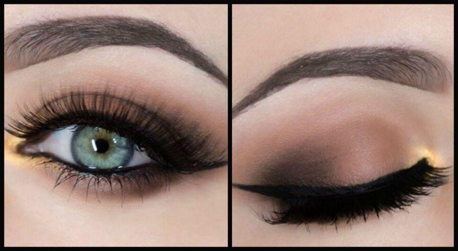 Estremamente Natural makeup per occhi chiari, il tutorial fotografico BZ49