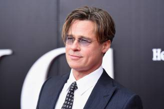 Brad Pitt (Jamie McCarthy/Getty Images)