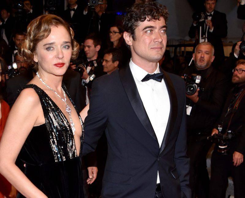 Valeria Golino e Riccardo Scamarcio (Clemens Bilan/Getty Images)